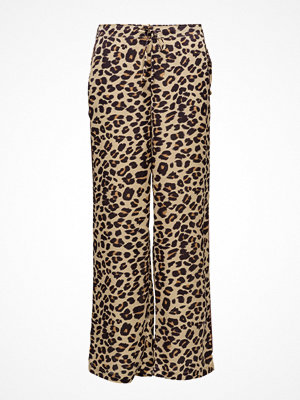 Scotch & Soda Silky Feel Pyjama Pant With Contrast Piping