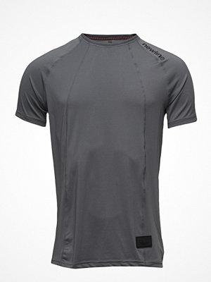 Sportkläder - Newline Black Airflow Tee