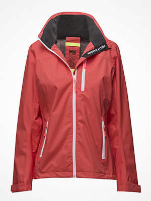 Sportjackor - Helly Hansen W Crew Hooded Jacket