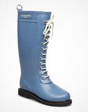 Gummistövlar - Ilse Jacobsen Rain Boot - Long, Classic With Laces