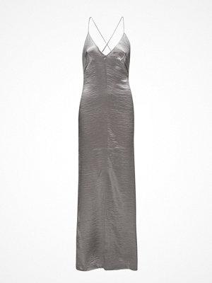 Mango Metallic Gown