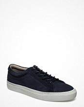 Sneakers & streetskor - Jack & Jones Jfwgalaxy Suede Navy Blazer