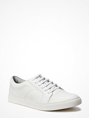 Sneakers & streetskor - Matinique Leather Trainer