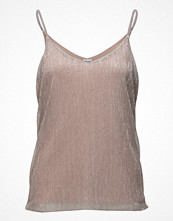Saint Tropez Pleated Shimmer Top