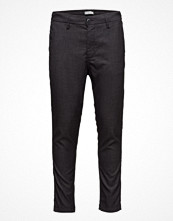 Byxor - Selected Homme Shdkay Black Tapered St Trouser
