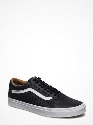 Sneakers & streetskor - Vans Ua Old Skool (Suede) Black/B