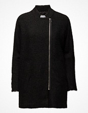 Kappor - Mango Textured Wool-Blend Coat