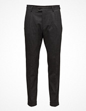 Byxor - Selected Homme Abanti-Tailored Antrasit Trouser