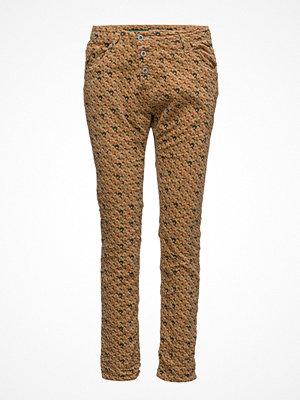 Please Jeans mönstrade byxor Classic Vel. Hippie
