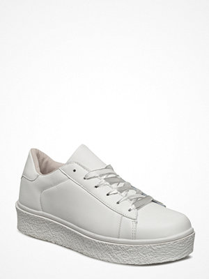 Sneakers & streetskor - Bianco Laced Up Shoe Amj17