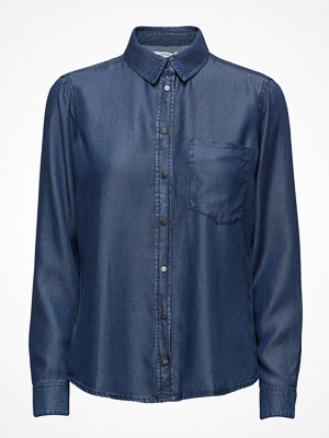 Skjortor - Mango Denim Shirt