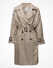 Kappor - Mango Double Breasted Trench