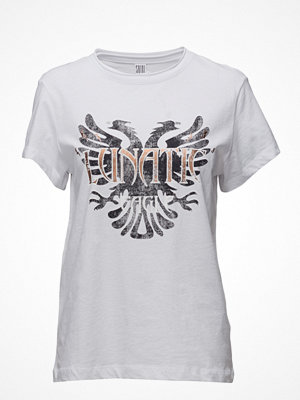 T-shirts - Saint Tropez T-Shirt With Eagle Print