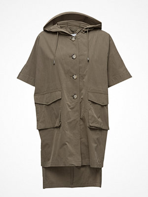 Kappor - Mango Hooded Cotton Parka