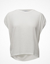T-shirts - Mango Textured Flowy T-Shirt