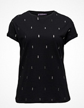 T-shirts - Violeta by Mango Pineapple Cotton T-Shirt
