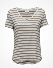 T-shirts - Vila Vicollect S/S V-Neck Top Gv
