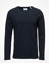 T-shirts - Lindbergh Slub Yarn Tee L/S