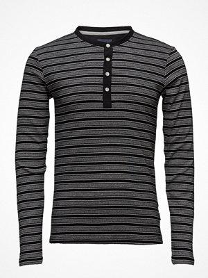 T-shirts - Lindbergh Striped Yd Grand Dad L/S