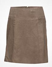 Kjolar - Selected Femme Sfbobi Mw Suede Skirt