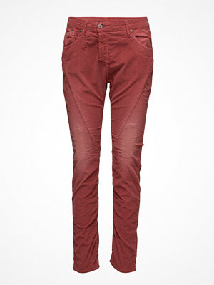 Please Jeans Fine Flap Cod. Fire Brick