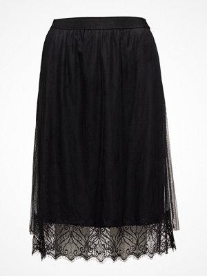 Kjolar - Cream Meshsina Skirt