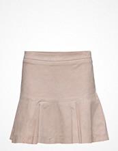 Kjolar - Second Female New Leanne Suede Skirt