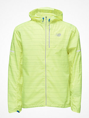 Sportjackor - New Balance Lite Packable Reflective Jkt