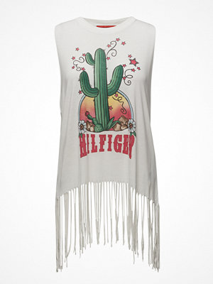 Linnen - Hilfiger Collection Fringe Ns Vest