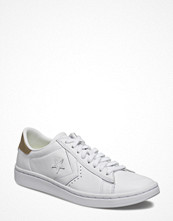 Sneakers & streetskor - Converse Pl Lp Ox White/Light Gold/White