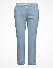 Mango Straight-Fit Chino Jeans