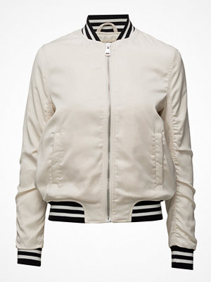 Lee Jeans Sateen Bomber Sand Dollar