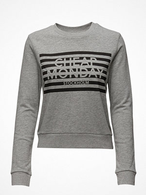 Cheap Monday Win Sweat Stripe Logo