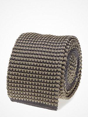 Slipsar - BOSS T-Tie 6 Cm Knitted