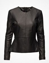 BLK DNM Leather Shirt 9