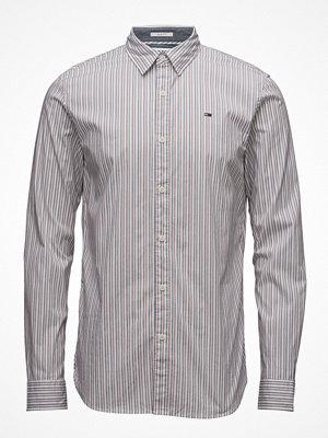 Skjortor - Hilfiger Denim Thdm Basic Sls Y/D Shirt L/S 16