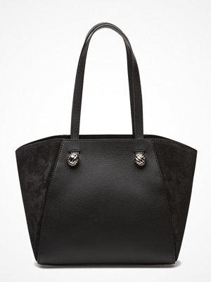 Leowulff svart shopper Hanna Bag