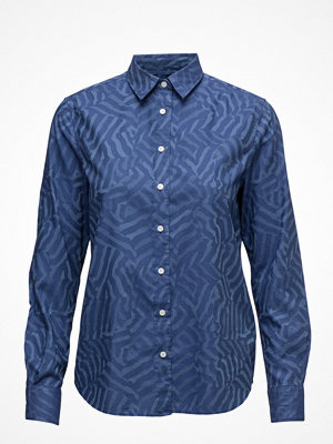 Gant O.Camo Striped Jacquard Shirt
