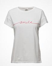 Saint Tropez T-Shirt With Smile Print