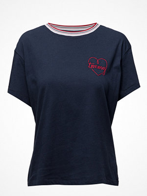 Tommy Jeans Thdw Cn T-Shirt S/S 20