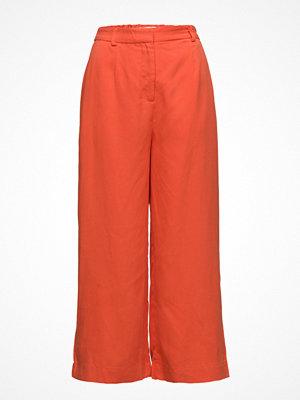 Selected Femme Sfravan Hw Cropped Pants H