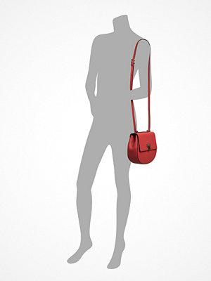 Handväskor - Decadent Tiny Round Satchel Bag W/Buckle