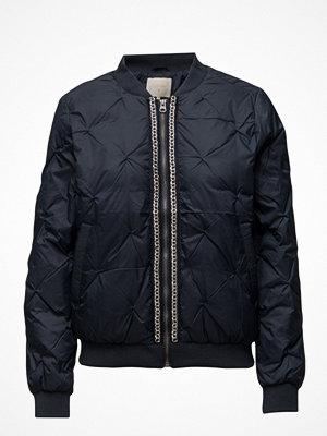 Cream Avia Bomber Jacket