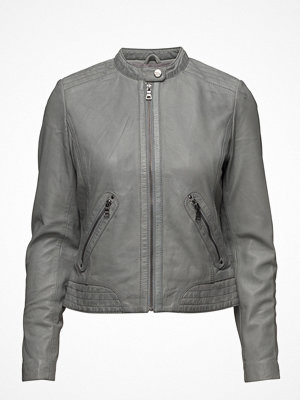 Esprit Casual Jackets Outdoor Leather