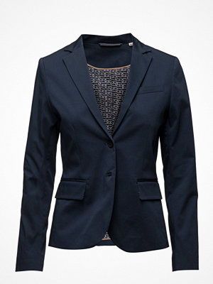 Gant O1. Satin Stretch Blazer