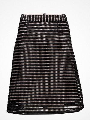 Kjolar - Saint Tropez Skirt With Holed Outer Layer