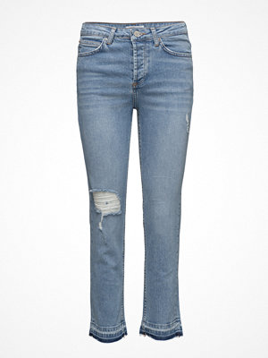 Mango Relax Cropped Retro Jeans