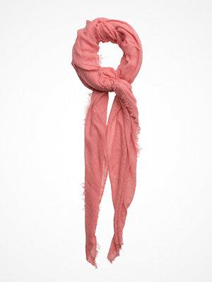Halsdukar & scarves - Mango Frayed Edge Scarf
