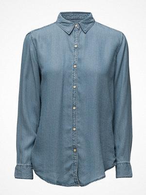Mango Light Denim Shirt