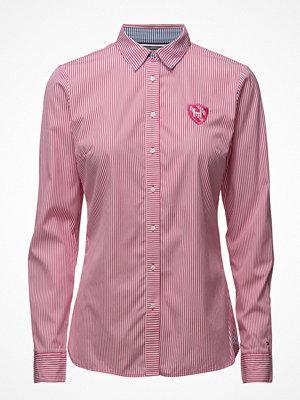 Tommy Hilfiger Naomi Poplin Heritage Shirt Ls W2